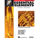 Essential Elements For Band Book 2 Baritone TC