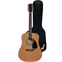 Fender FA 100 Acoustic with Gigbag