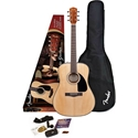 Fender DG8S Acoustic Guitar Pack