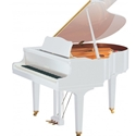 Kawai GL-10 Grand Piano Snow White