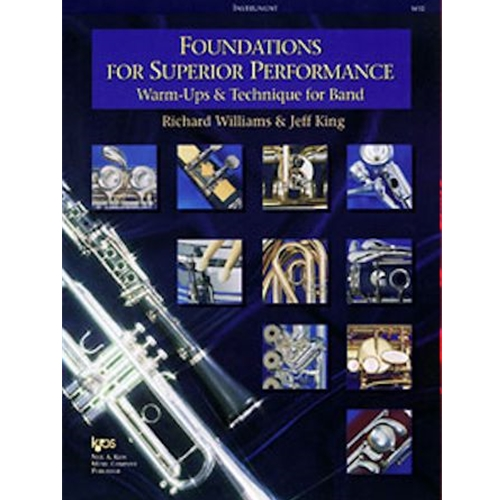 W32BS Foundations for Superior Performance Tuba