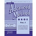 Rubank Advanced Method - Oboe Vol. 2