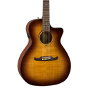 Fender FA-345ce Auditorium 3 Tone Tea Burst