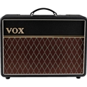 The new AC10C1 is a 10 watt tube amplifier that joins VOX's flagship lineup of tube amps, the Custom Series. More portable than the AC15 and more powerful than the AC4, the AC10C1 provides an array of classic VOX tones and comes equipped with studio-quality reverb and a master volume.