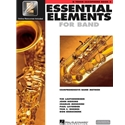 Essential Elements For Band Book 2 Tenor Sax