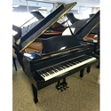 "Kawai KG-2D 5'10"" Grand Piano Ebony Polish- Pre-Owned"
