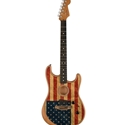 Fender Limited Edition Acoustasonic Telecaster - American Flag