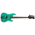Fender Boxer Series Precision Bass Guitar Sherwood Green Metallic