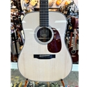 Collings D2H Acoustic Guitar Baked Top Vintage Now Neck