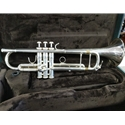 Eastman ETR821S Silver Professional Trumpet