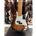 Fender 75th Anniversary Precision Bass Bourbon Burst 2021