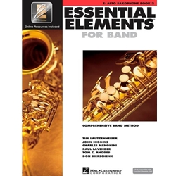 Essential Elements For Band Book 2 Alto Sax